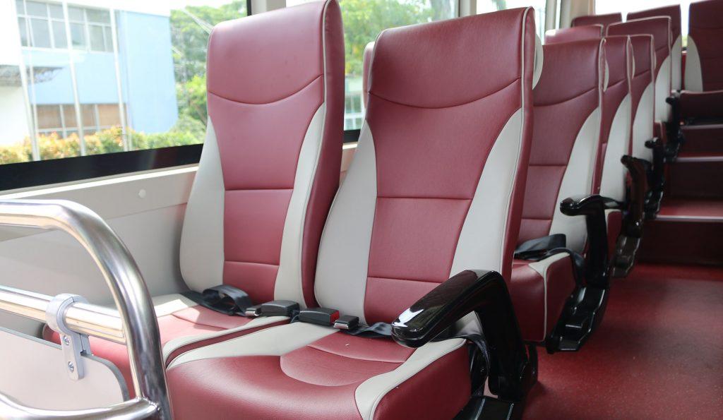 ghế xe samco 29 chỗ
