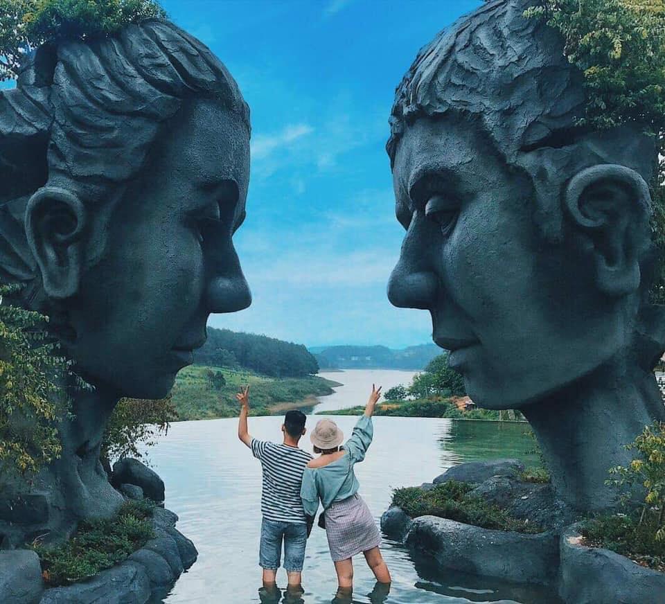 hồ vô cực Đà Lạt
