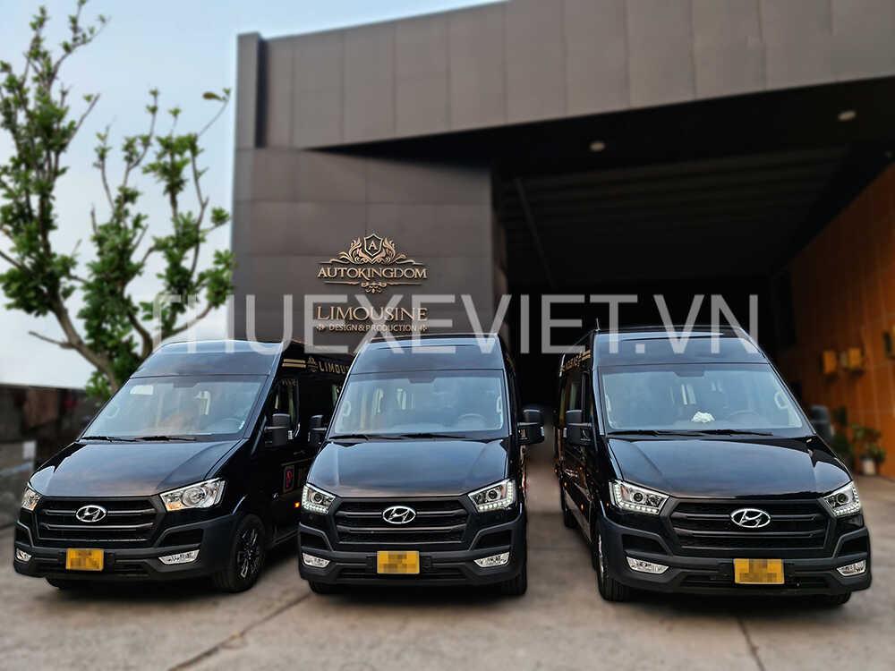 thuê xe du lịch limousine