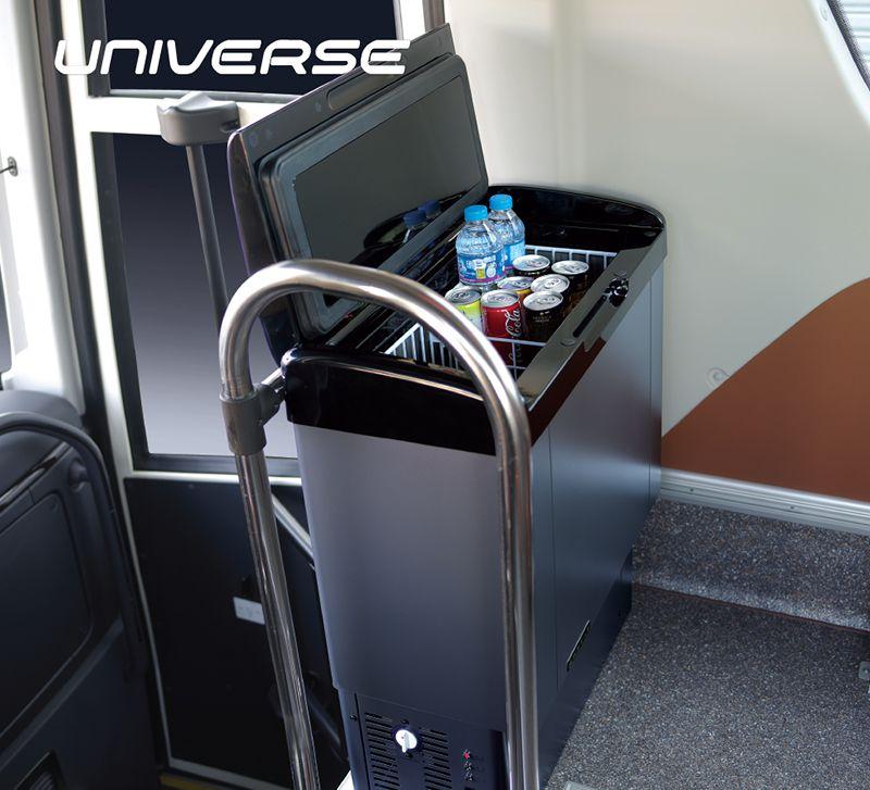 tủ lạnh xe universe