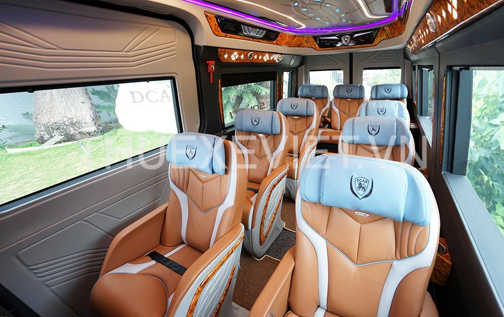 xe limousine 12 chỗ