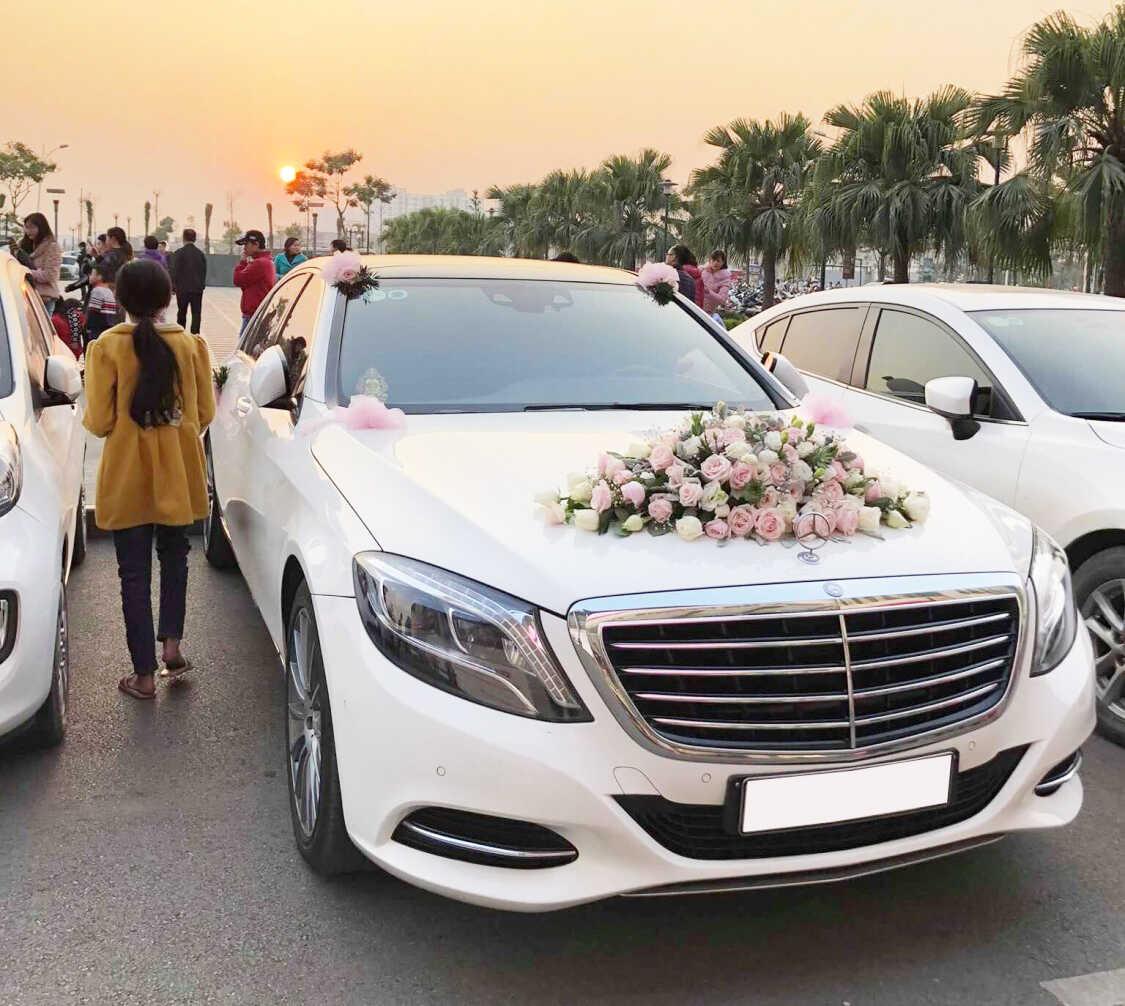 thuê xe hoa cưới