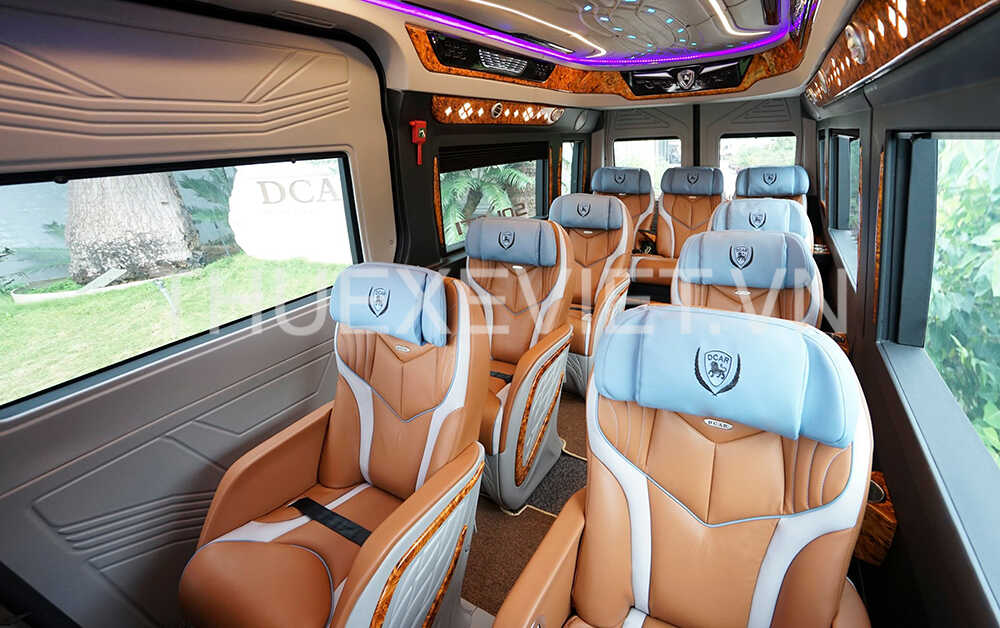 nội thất limousine